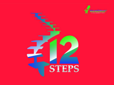 12-Steps Logo Large