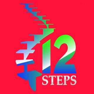 12-Steps Logo Home Page